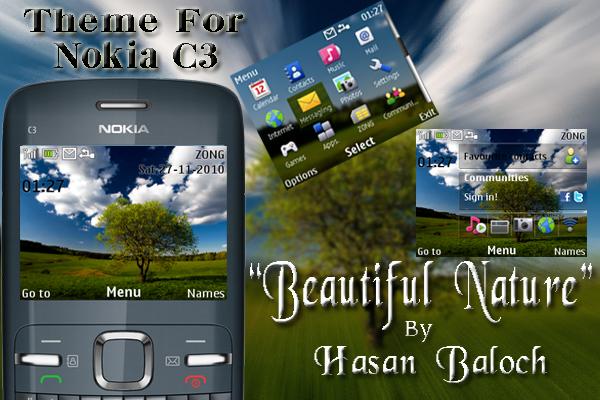 theme nokia 6086 mobile9