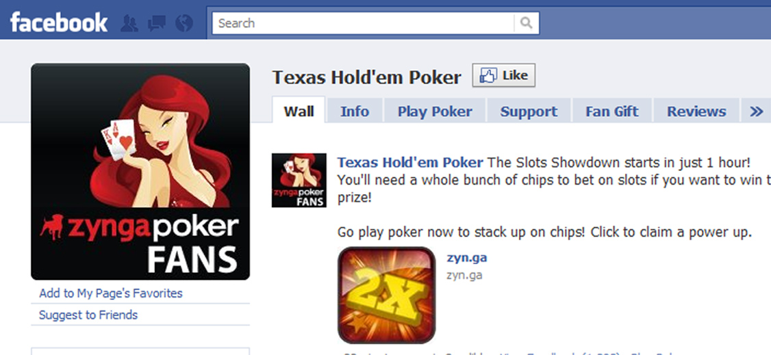 texas holdem poker fun page